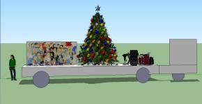 El árbol de la Navidad