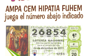 Cartel loteria