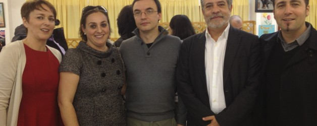 AMPA CEM HIPATIA en premios Julio Pérez