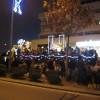 Fotos recorrido cabalgata Rivas 2012. Participación AMPA CEM Hipatia.