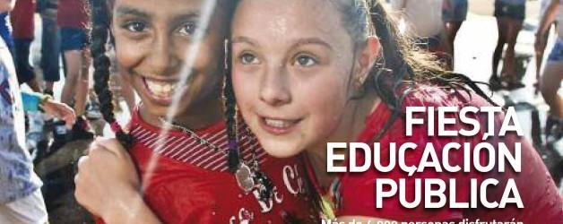 Participación en la Fiesta de la Educación 2012