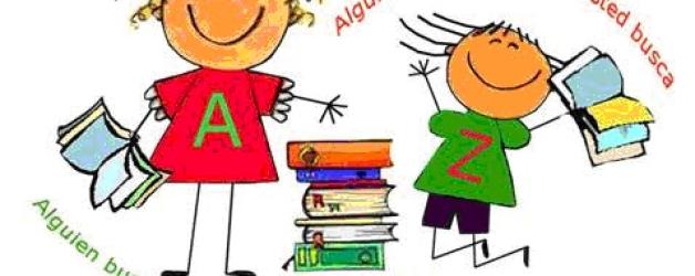 Donación de libros de texto