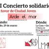 II Concierto solidario Ciudad Joven