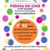 Actividad de Piccolo Cine