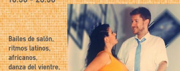 Clases de Baile organizadas por el AMPA para los padres!!!!