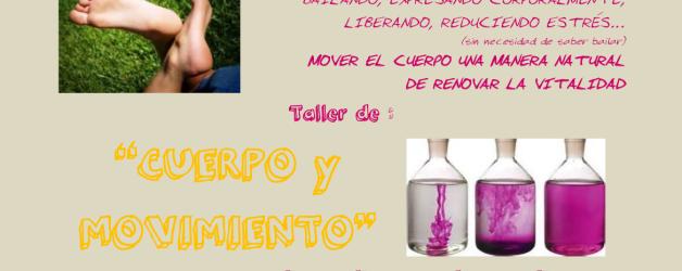 """Taller de """"CUERPO y MOVIMIENTO"""""""