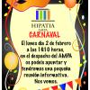 Celebramos el carnaval!!!!