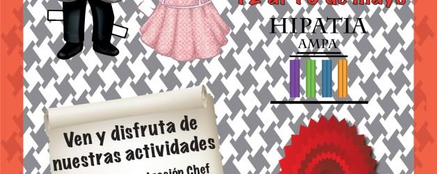 ¡¡¡¡ MUCHÍSIMAS GRACIAS !!!! CHIRINGUITO HIPATIA 2.0
