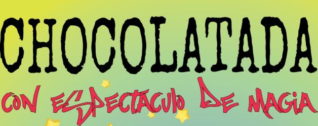 CHOCOLATADA 2016 – MIÉRCOLES 21 DICIEMBRE