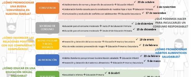 ¡¡VUELVE ESPACIO EDUCATIVO FAMILIAR!!