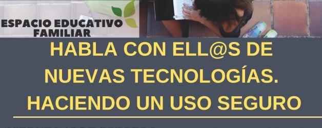 DINÁMICA 6: HABLA CON ELL@S DE NUEVAS TECNOLOGÍAS. 15 FEBRERO 2019