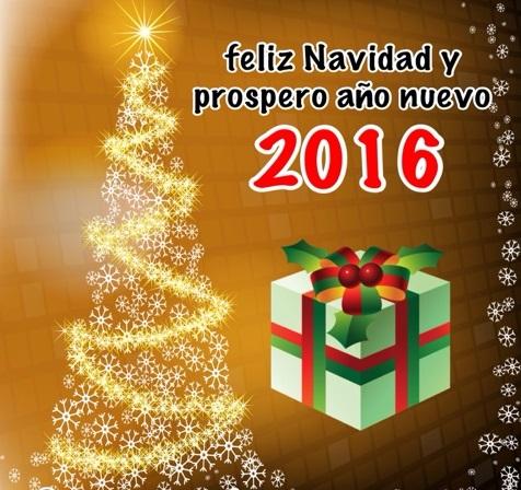 Feliz navidad y prospero a o nuevo 2016 web afa hipatia - Textos de felicitaciones de navidad y ano nuevo ...