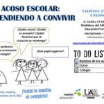 DINÁMICA ACOSO ESCOLAR – VIERNES 27 DE ENERO