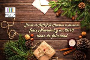 Inicio Feliz Navidad.Feliz Navidad Y Prospero Ano 2018 Web Afa Hipatiaweb Afa