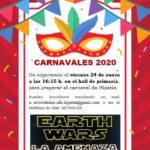 CARNAVALES 2020 ¡PARTICIPA!